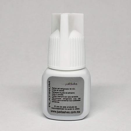 Adhesivo para extensiones de pestañas quick dry